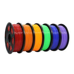 ANYCUBIC PLA Filament 1.75mm Plastique 3D Imprimante 1 kg/Rouleau 28 Couleurs En Option En Caoutchouc Consommables Matériel pour L'impression