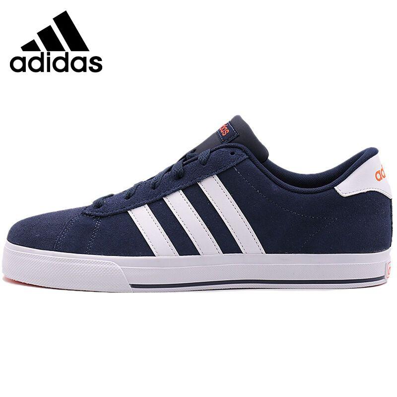 D'origine Adidas NEO Étiquette hommes Low top Planche à Roulettes Chaussures Sneakers
