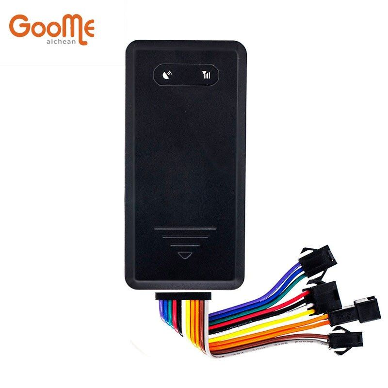 Goome GM06NW GSM GPS Tracker Locater Built-in Battery For Vehicle Car Motorcycle Micro Locating & Cut Off Oil Power