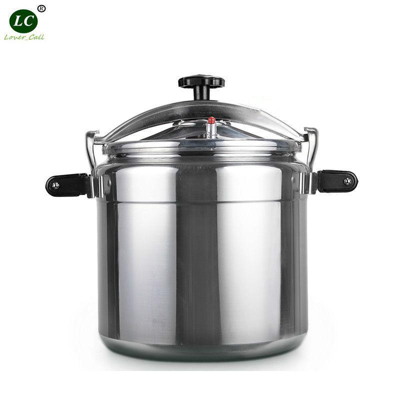 Kitchen Pot Commercial Thicken 80-3 Litre Pressure Cooker Explosion Proof Aluminum Pressure Cooker Stew Pot Casserole Cookware