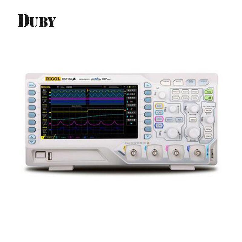 RIGOL DS1104Z 100 MHz Digital-oszilloskop 4 analoge kanäle 100 MHz bandbreite