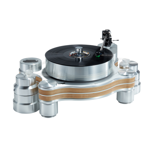 Vinyl record player LP-32s magnetische suspension PHONO Plattenspieler mit ton arm Patrone phono rekord stadt