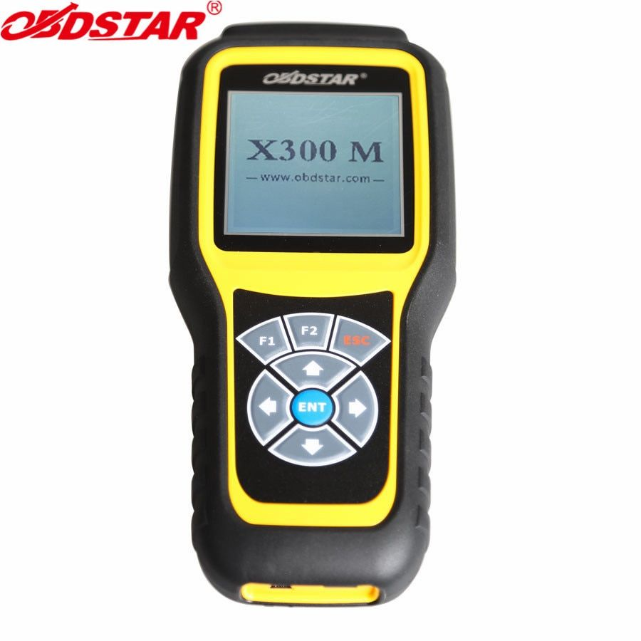 OBDSTAR X300M Special for Odometer Adjustment and OBDII Support for Mercedes Benz & MQB KM Function