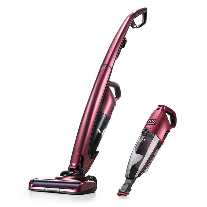 PUPPYOO Cordless Handheld Hause Staubsauger Drahtlose Nasensauger für Home Lithium-Lade WP511