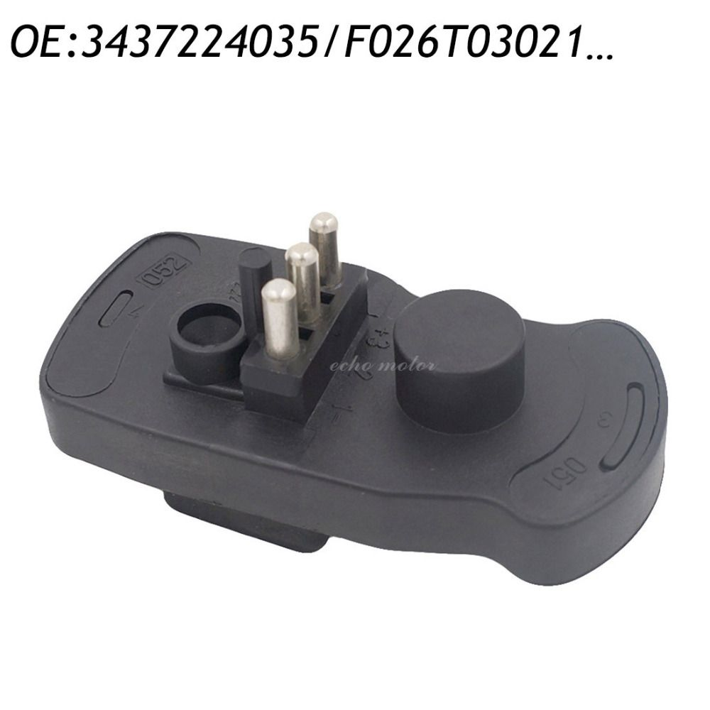 NEW AIR FLOW POTENTIOMETER THROTTLE POSITION 3437224035 3437010039 3437224015 FIT FOR MERCEDES BENZ