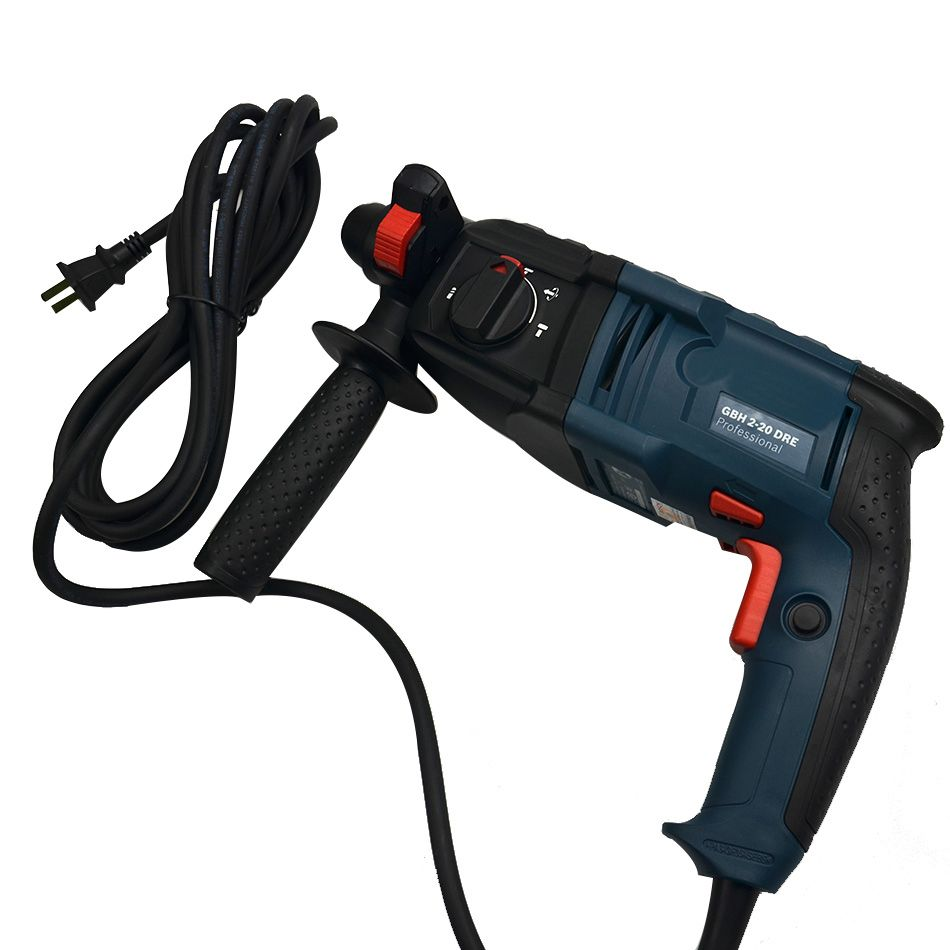 GBH2-20DRE Four-hole Hammer Drill Multi-function Three-purpose Electric Pick Impact