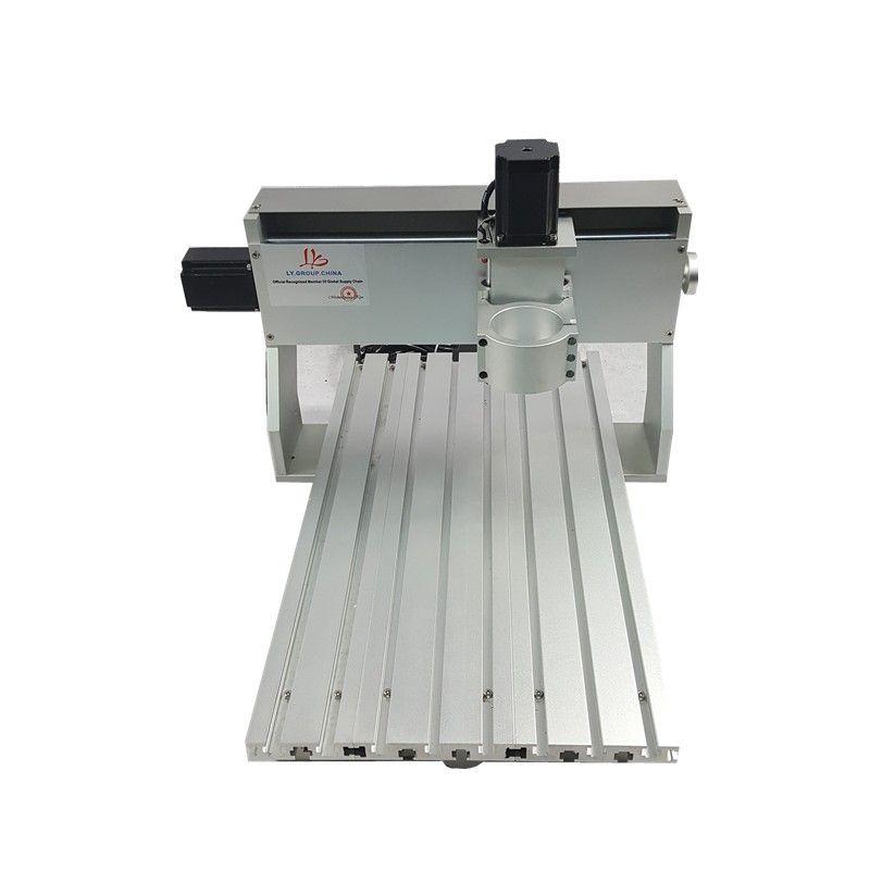 CNC Frame 6040 Wood Lathe Engraving Machine Frame Kit With Stepper Motor