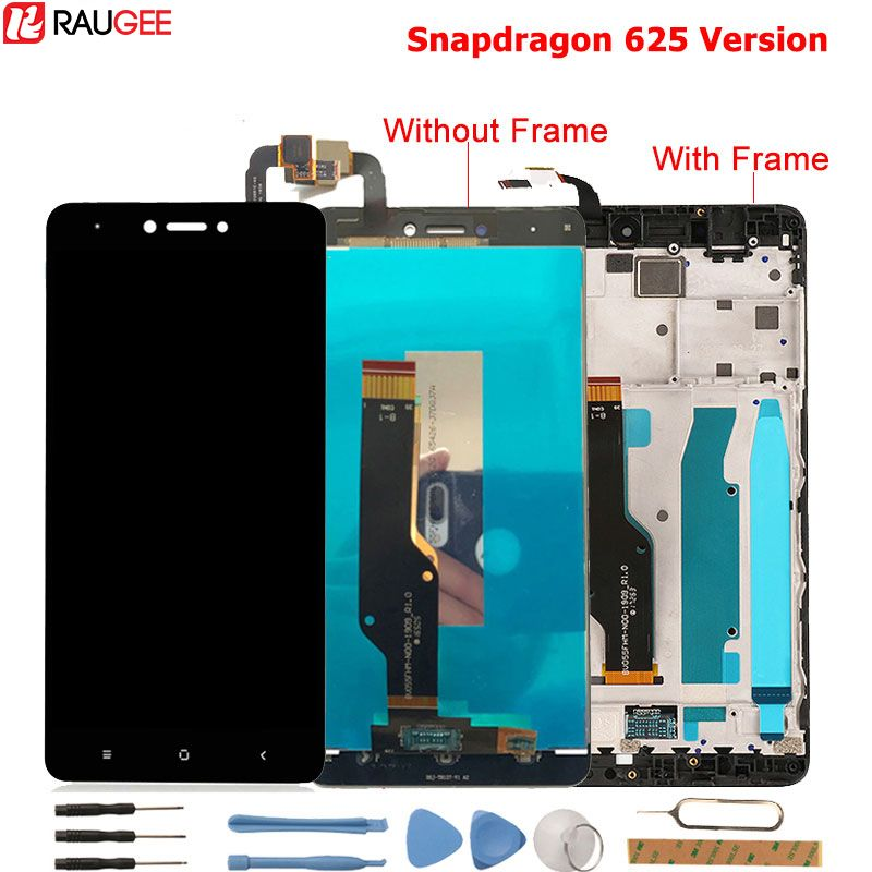 For Xiaomi Redmi Note 4X LCD Display+Touch Screen New Digitizer LCD Screen For Xiaomi Redmi Note 4 <font><b>Global</b></font> Version Snapdragon 625