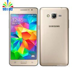 Samsung Galaxy Grand-Premier G530h G530H Cellulaire Déverrouillé Téléphone Quad core Dual Sim 5.0 Pouce Écran Android Téléphone Remis À Neuf