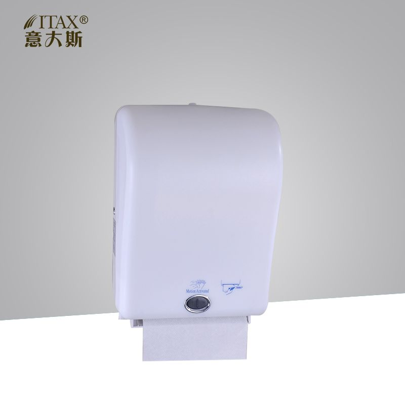Novelty X-3322 Wall Mounted Sensor Paper Towel Dispenser Batteries or Electrical Automatic Tissue Holder Box in Multi Color