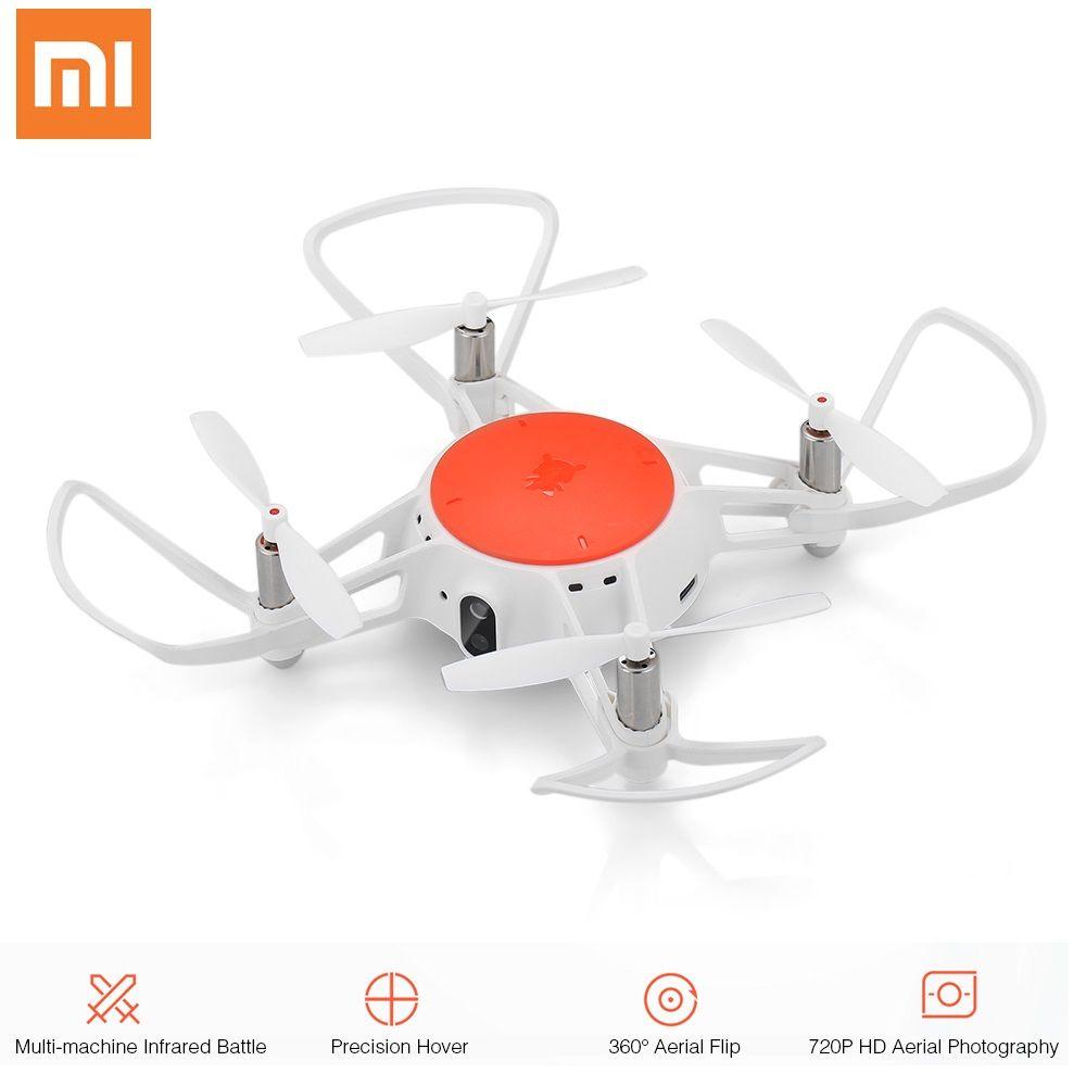 Xiaomi MITU Mini RC Kamera Drohnen WiFi Fernbedienung FPV 720 p HD Multi-maschine Infrarot Battle Quadcopter BNF version