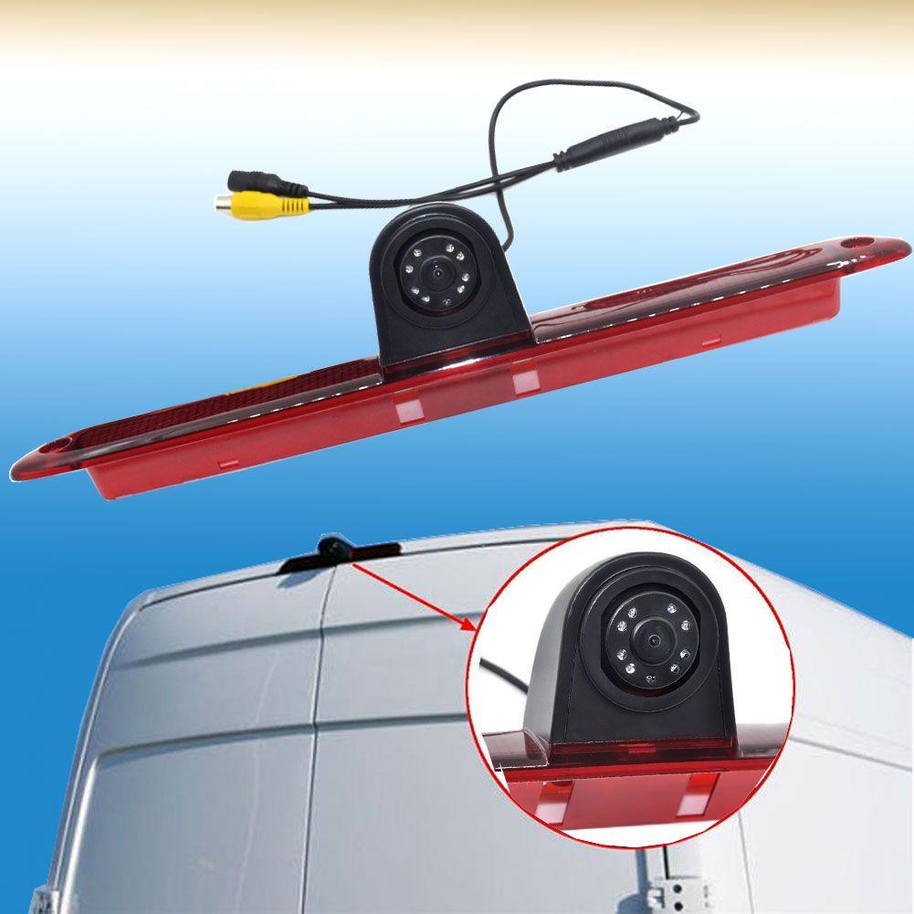 Auto Wayfeng WF Marke Neue CCD Hintere Kamera Led-bremslicht Für Mercedes/Sprinter/VW/Crafter