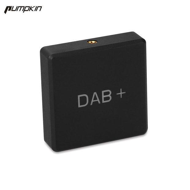 Citrouille Externe DAB + Radio Numérique Tuner Récepteur Pour Android Voiture Lecteur DVD De Voiture Radio Avec Bluetooth de Soutien FM Transmission