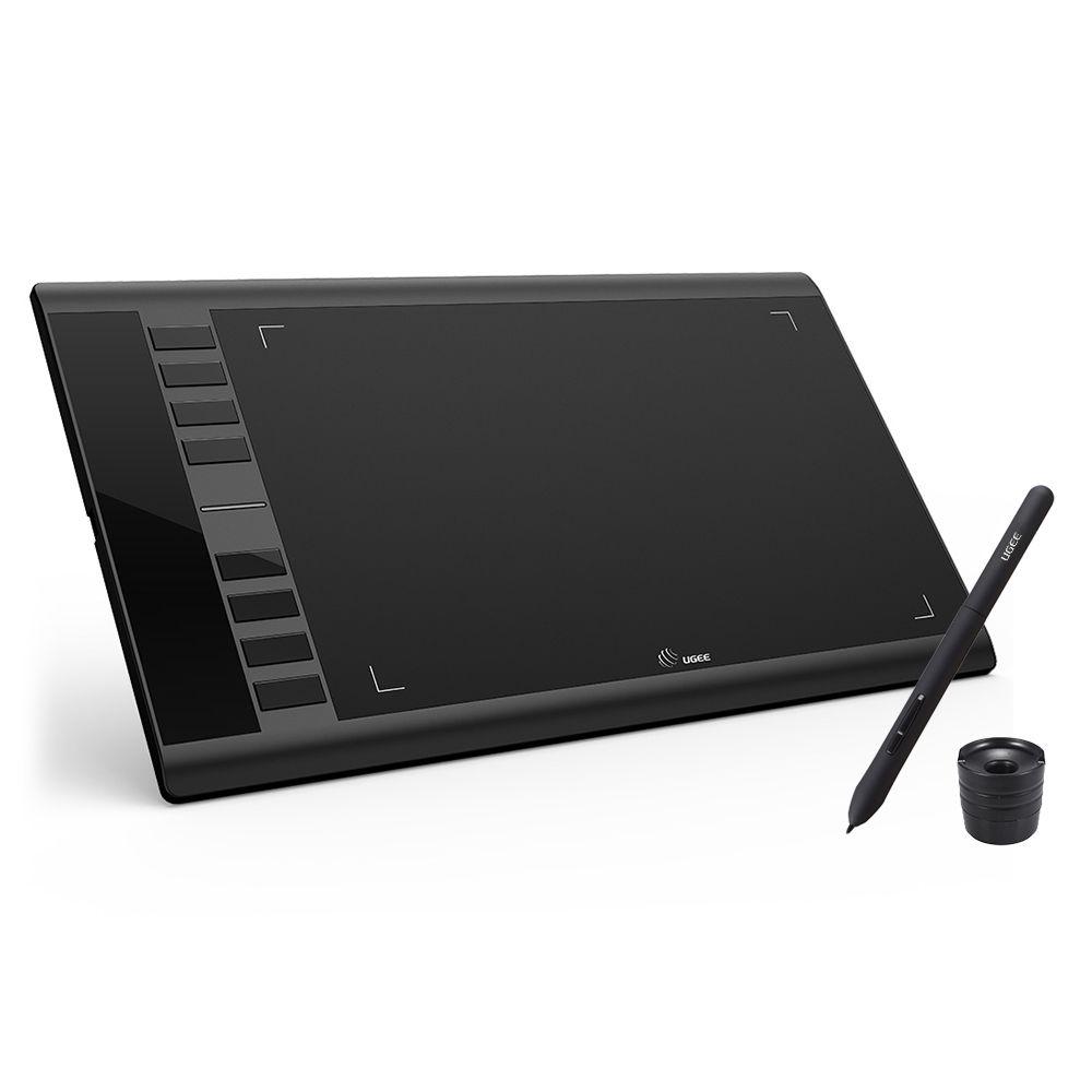 UGEE M708 Upgrades Graphic Tablet Zeichnung Tabletten Kunst Zeichnung Bord Elektronische Schreiben Tablet 10x6 zoll Aktive Fläche 8192 ebene