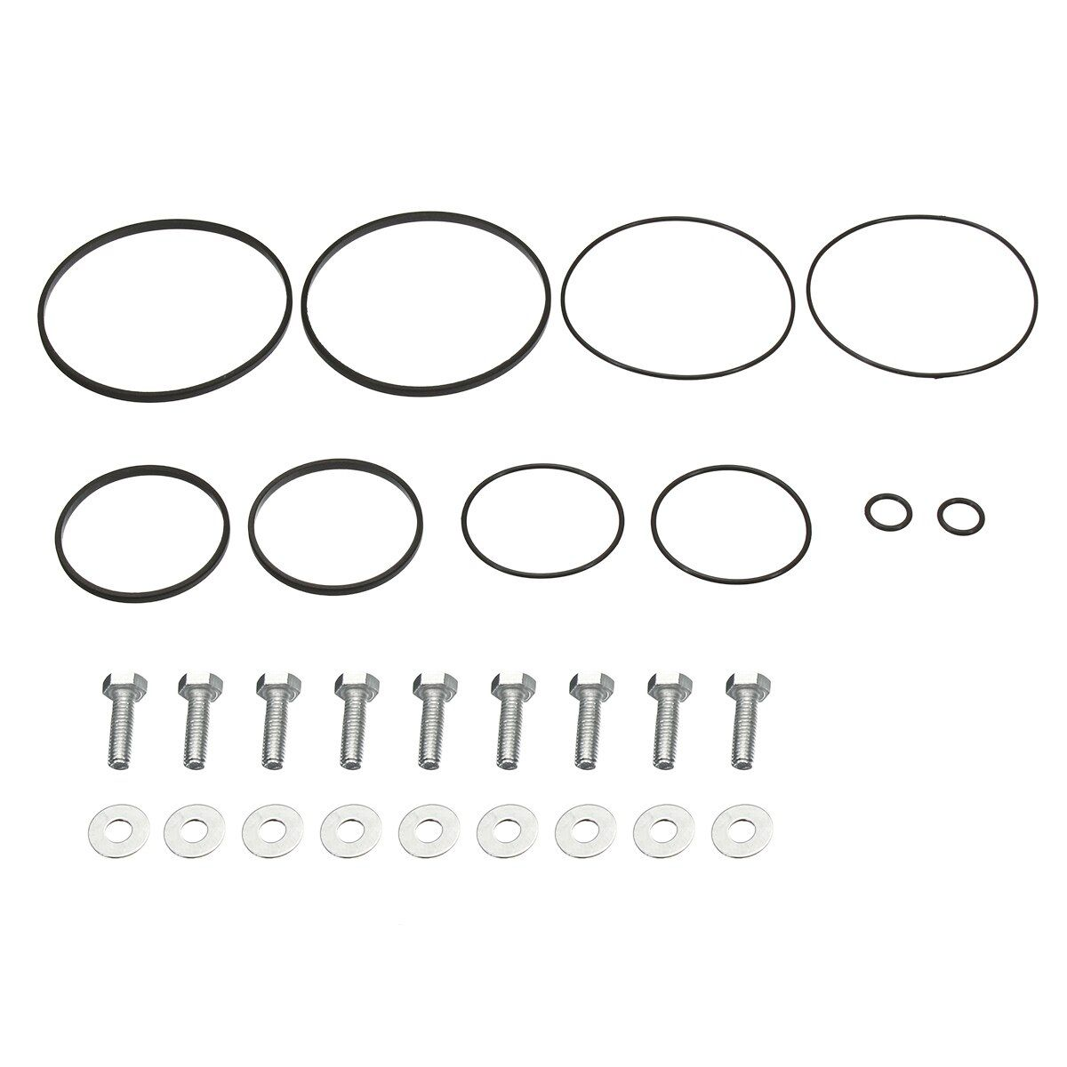 Newest Twin Double Dual VANOS Seals Repair Upgrade Kit For BMW M52TU M54 M56 Viton PTFE