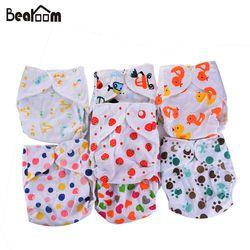 Langer diaperchildren couches bébé couches jetables couches fabriquées réutilisable Infantile merries diaper cover pul tissu
