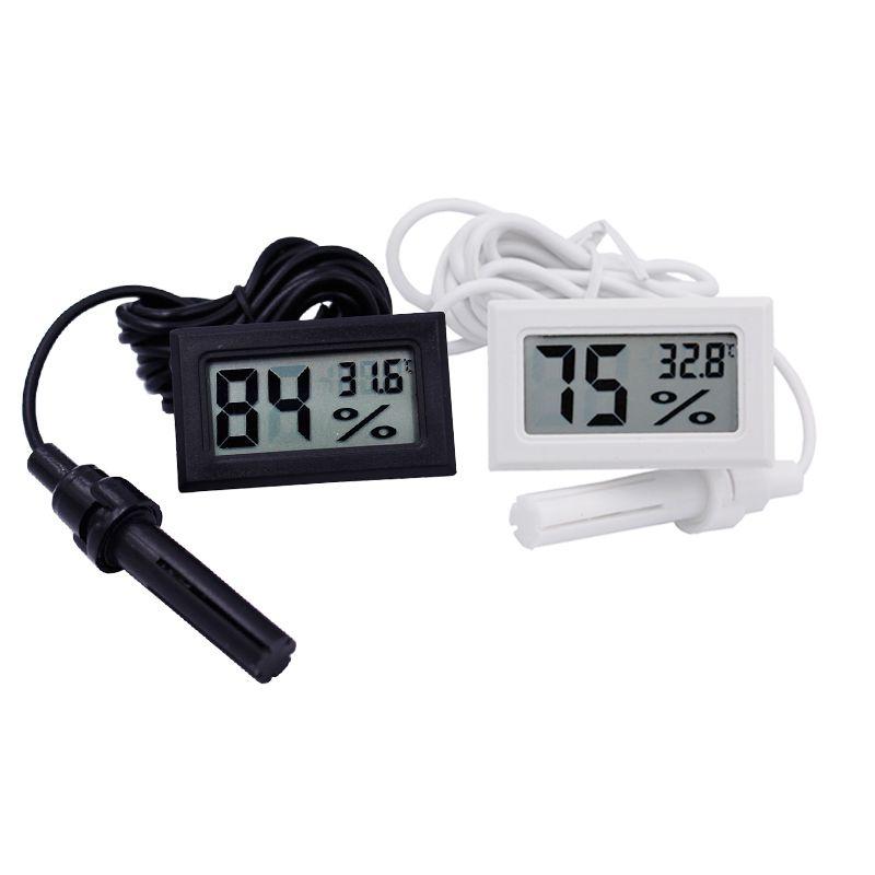 Neue LCD Digital Thermometer Luftfeuchtigkeit Hygrometer Temperaturanzeige Temperatur Meter-50 ~ 70C 10% ~ 99% RH 19% off