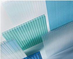 Упаковка из 100 кв. метров 10 мм TwinWall УФ защита двухслойные конфигурации многослойный лист из поликарбоната