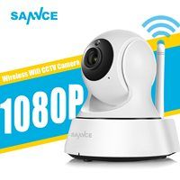 SANNCE 1080P Full HD Mini Беспроводная Wi-Fi камера Sucurity ip-камера видеонаблюдения Wifi сеть наблюдения Smart IRCUT ночного видения Onvif
