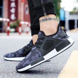 2018 new casual trend men sneakers fashion breathable comfortable size 39-47 lace-up cheap shoes for males spring autumn outdoor