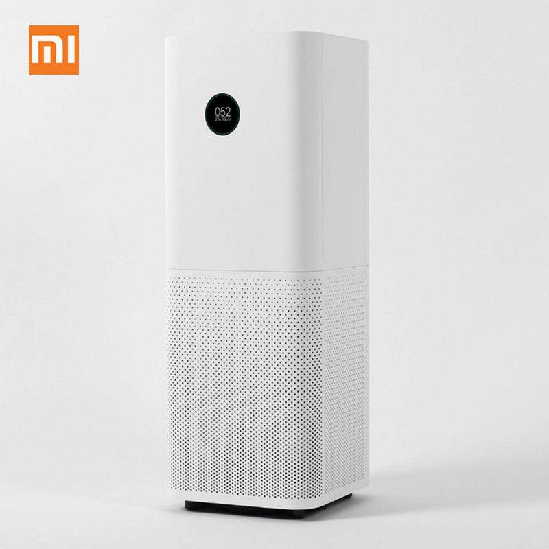 Xiao mi mi Luftreiniger Pro Luft Reiniger Gesundheit Hu mi difier Smart OLED CADR 500m3/h 60m3 Smartphone APP Control Haushalts Hepa Filt