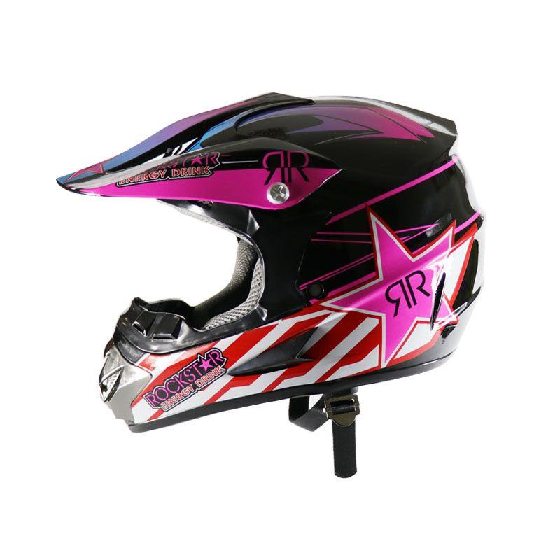 Moto Adulte motocross Hors Route Casque VTT Dirt bike Descente VTT DH racing casque cross Casque capacetes ABS matériaux