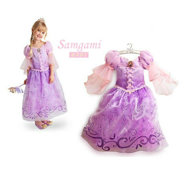 От 4 до 12 лет для маленьких девочек принцесса София платье Новый Лето 2017 г. для рождественской вечеринки элегантные Платья для женщин для Оде...