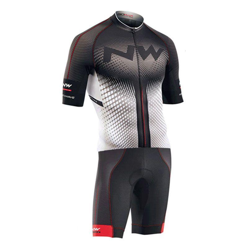 Männer Pro NW Team Triathlon Anzug Radfahren Kleidung Skinsuit Overall Maillot Radfahren Jersey Ropa Ciclismo Bike Sport Kleidung