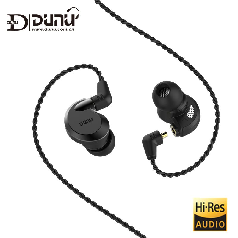 DUNU Falcon-C Dynamic IEM-CNT(Carbon nanotubes) Diaphragm in-ear Earphone Falcon C Topsound