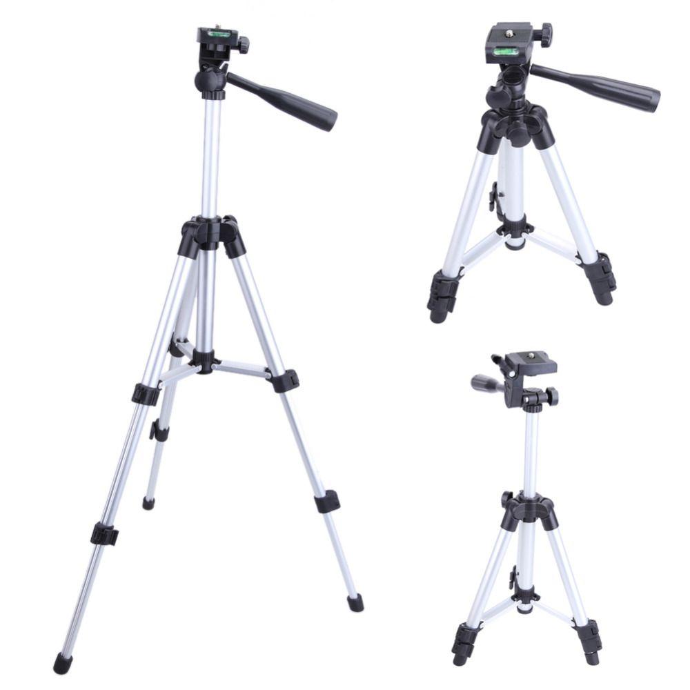 Высокое качество переносной профессиональная цифровая/видео Камера видеокамеры штатив стенд держатель для Nikon Canon Sony Профессиональный Кам...