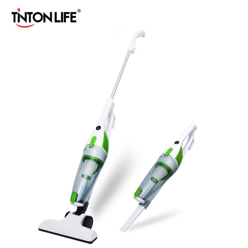 TINTON LIFE <font><b>Ultra</b></font> Quiet Mini Home Rod Vacuum Cleaner Portable Dust Collector Home Aspirator Handheld Vacuum Cleaner