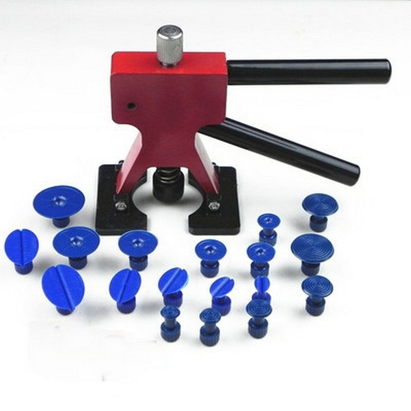 PDR Tools Paintless Dent Repair Tools Dent Removal Dent Puller Tabs Dent Lifter PDR TOOLKIT