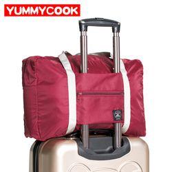 Grandes bolsas de viaje Casual ropa organizador de almacenamiento de equipaje Collation bolsa maleta accesorios suministros material producto