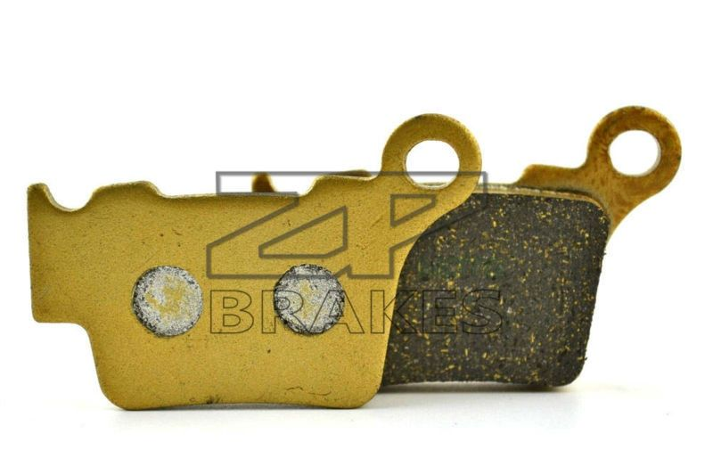 Brake Pads For Motorcycle KTM EXC 125/200/250/300 2004-2014 Rear Motocross Accessories New OEM ZPMOTO