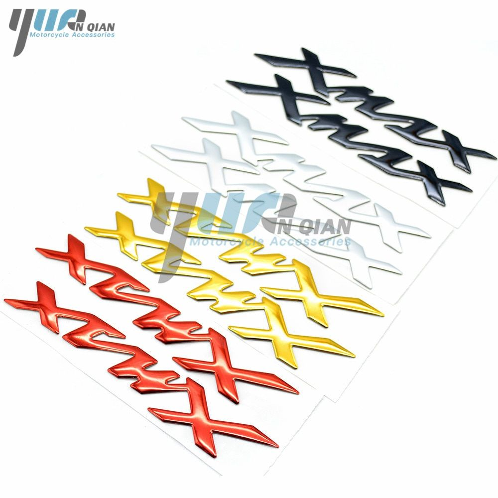 Motor Accessories Stickers Motorcycle stickers decals For Yamaha T MAX TMAX T-MAX Tmax 530 500  XMAX X-MAX 25  125 250 300 400