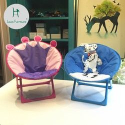 Louis Fashion Children Chairs Modern Chinese Lazy Baby Baby Folding Learning Cartoon Stool Kindergarten