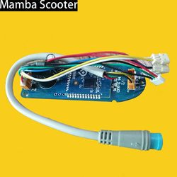 For XIAOMI Mijia M365 Electric Scooter BT Instrument Circuit Board Scooter Mainboard Dashboard Controller Skateboard Replacement