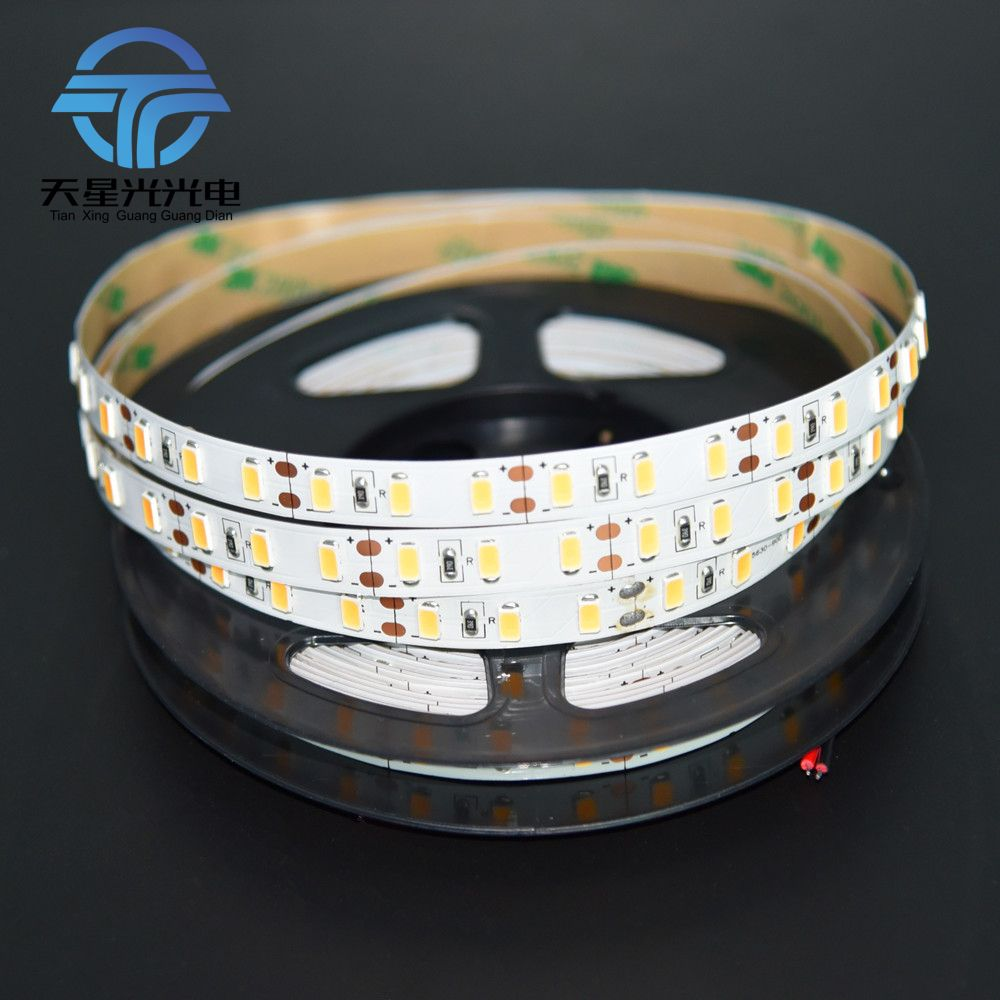 TXG Super lumineux SMD5630 5 m 90 LED s/m DC12V bande de LED Flexible plus lumineux que 2835 5050 bande de LED