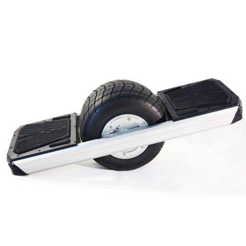 Hover board Ein Rad Hoverboard Elektrische Skateboard Smart Balance Roller mit Led-leuchten