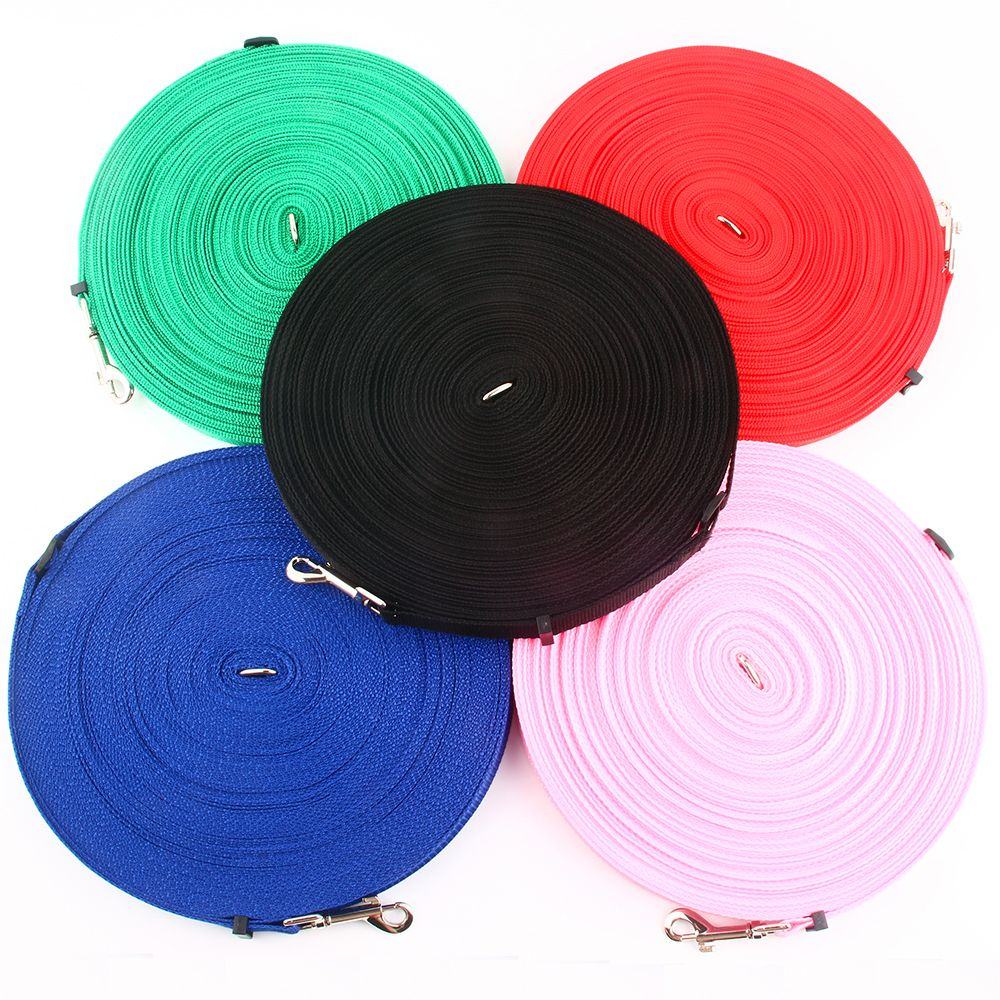 New Adjustable Pet Leash for Dog Leads 10M 15M 20M 30M 50M Leashes Personalized Long Cat Outdoor Training Lead Pet Roulette Rope