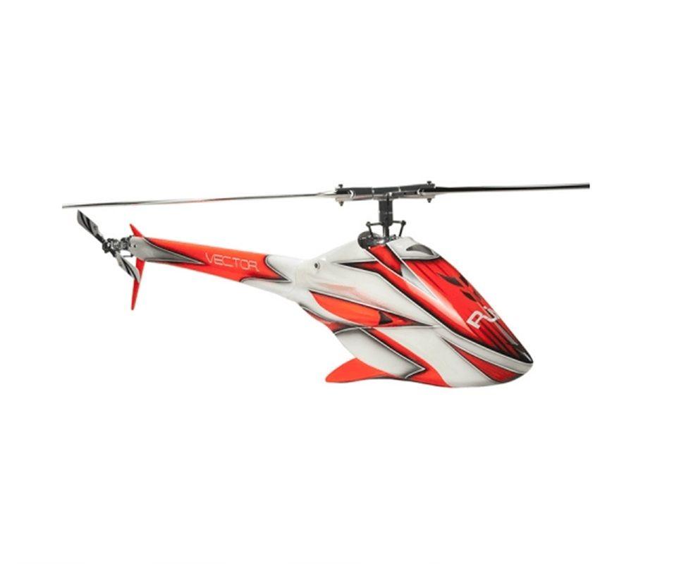 RJX700 3D Geschwindigkeit 700 RC Hubschrauber 2019 Wettbewerb Limited Edition Kit
