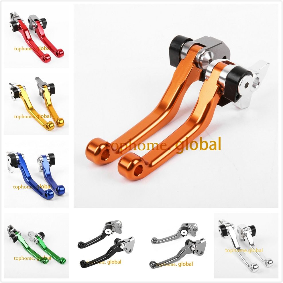 For KTM 350 EXC-F (SIX DAYS) SX-F XC-F 2014 2015 2016 2017 CNC Pivot Brake Clutch Levers Motocross Dirtbike SXF/XCF/EXCF