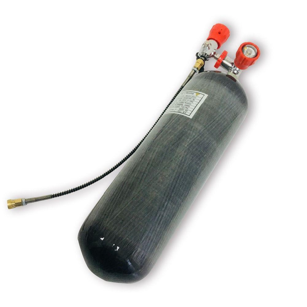 AC168101 waren für jagd 6.8L tauchen ausrüstung airforce condor airsoft targe co2 gas zylinder schießen ziel luftgewehr Acecare