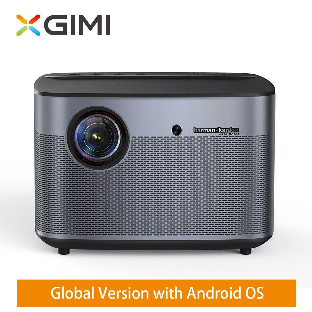 XGIMI H2 Projektor 1080 p 1350 Ansi Full HD 3D 4 karat Projektor 2 gb/16 gb Android Bluetooth airplay Heimkino Proyector