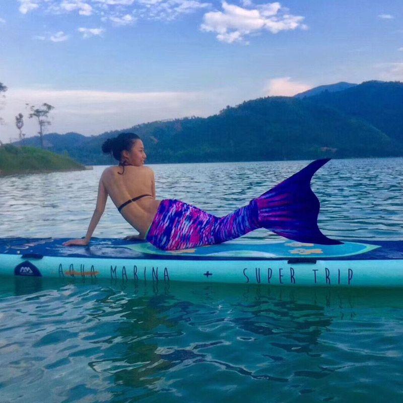 370*87*15 CM AQUA MARINA SUPER REISE aufblasbare sup stand up paddle board aufblasbare surfbrett surfbrett aufblasbaren kajak A01003