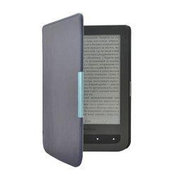 Ультра тонкий Искусственная кожа чехол для PocketBook Touch Lux 3 Рубин красный для PocketBook 614 Plus PocketBook 615/625 читалка