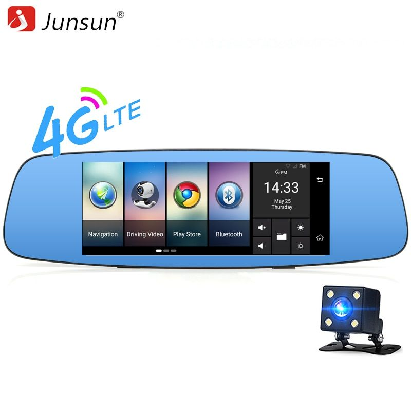 Junsun 4G Car Camera DVR 7