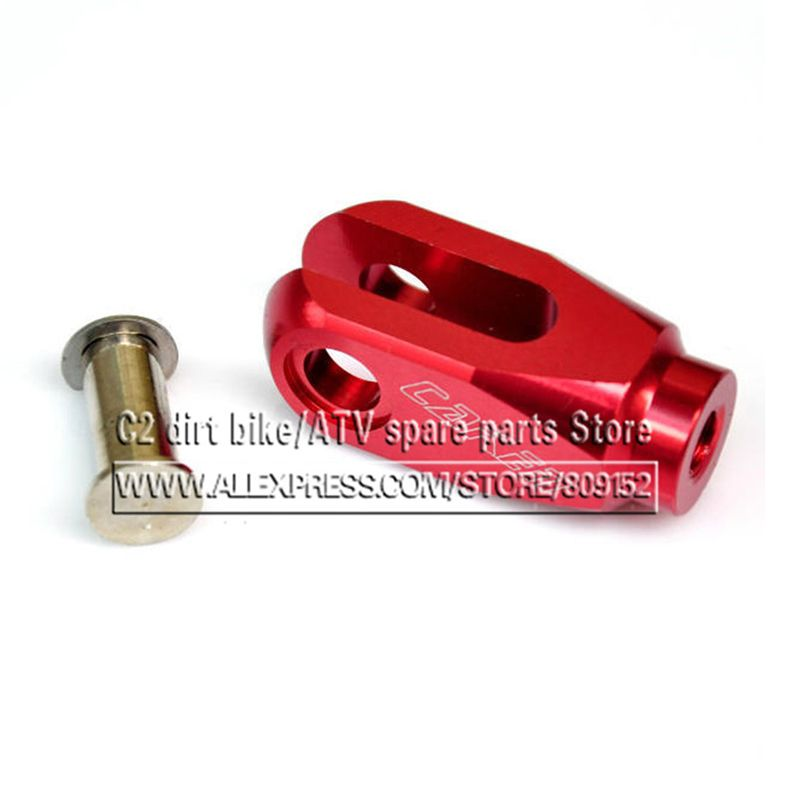 REAR BRAKE CLEVIS CR CR125 CR250 CRF CRF150R CRF250R CRF250X CRF450R CRF450X MOTOCROSS ENDURO SUPERMOTO DIRT BIKE