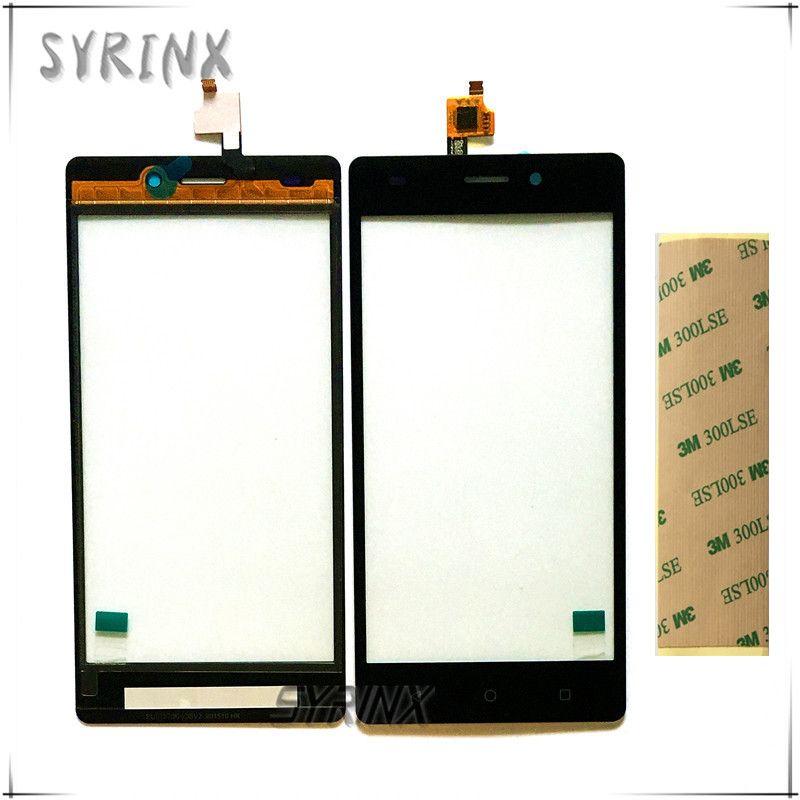 Syrinx + Bande Écran Tactile Pour beeline rapide 2 fast2 Écran Tactile Avant Verre Capteur Capacitif Digitizer Panneau Livraison Gratuite