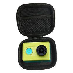 SHOOT Portable Mini Box EVA Black Camera Bag Case For Gopro Hero 6 5 Xiaomi Yi 4K Sports Cam For Yi Go Pro Camera Accessories